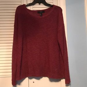 Forever 21 Sweaters - Dark red Forever 21 sweater